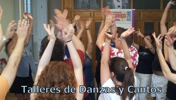 Talleres Danzas y Cantos