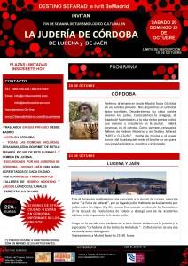 Programa excursión a Córdoba