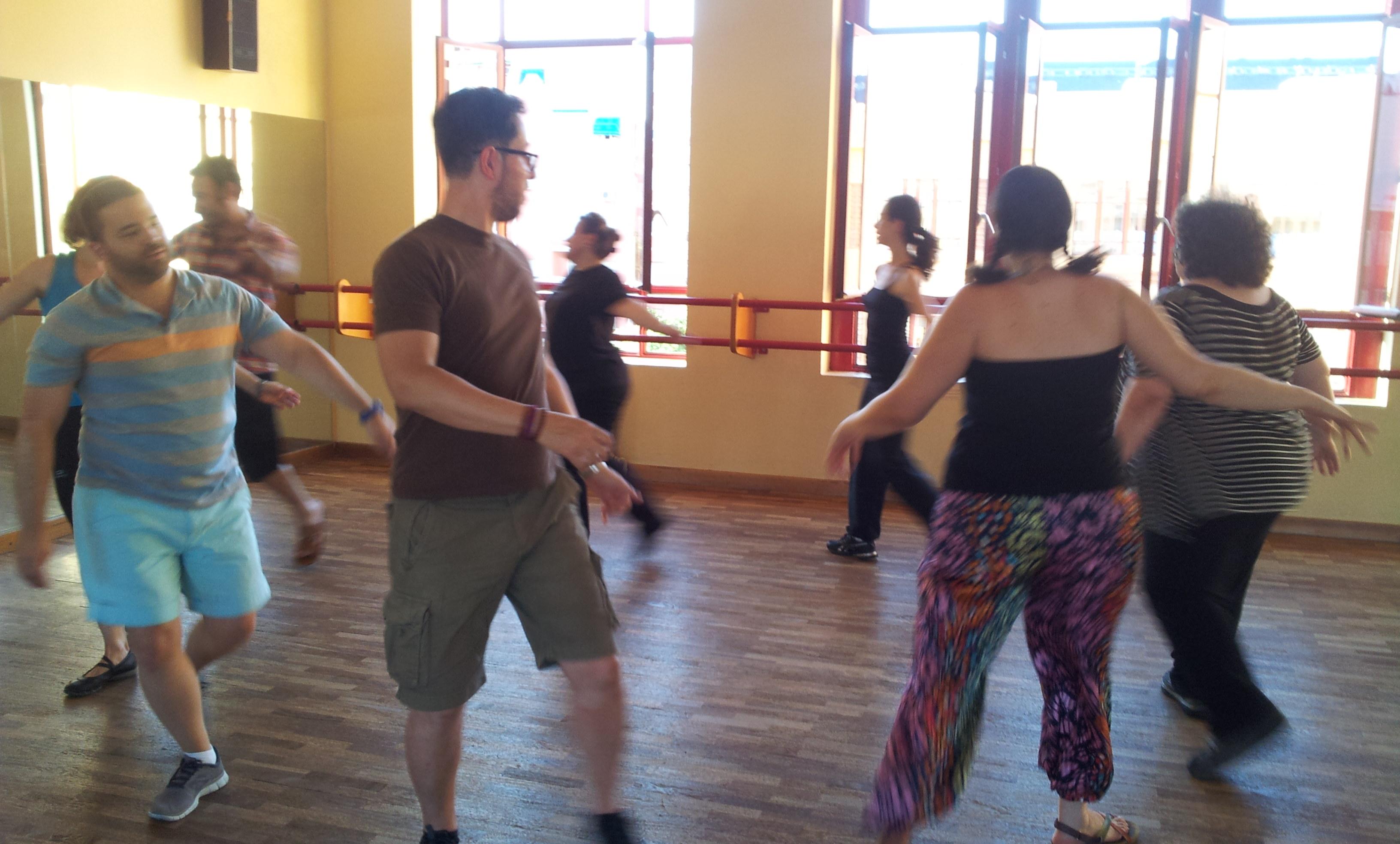 Taller de Danzas Israelíes