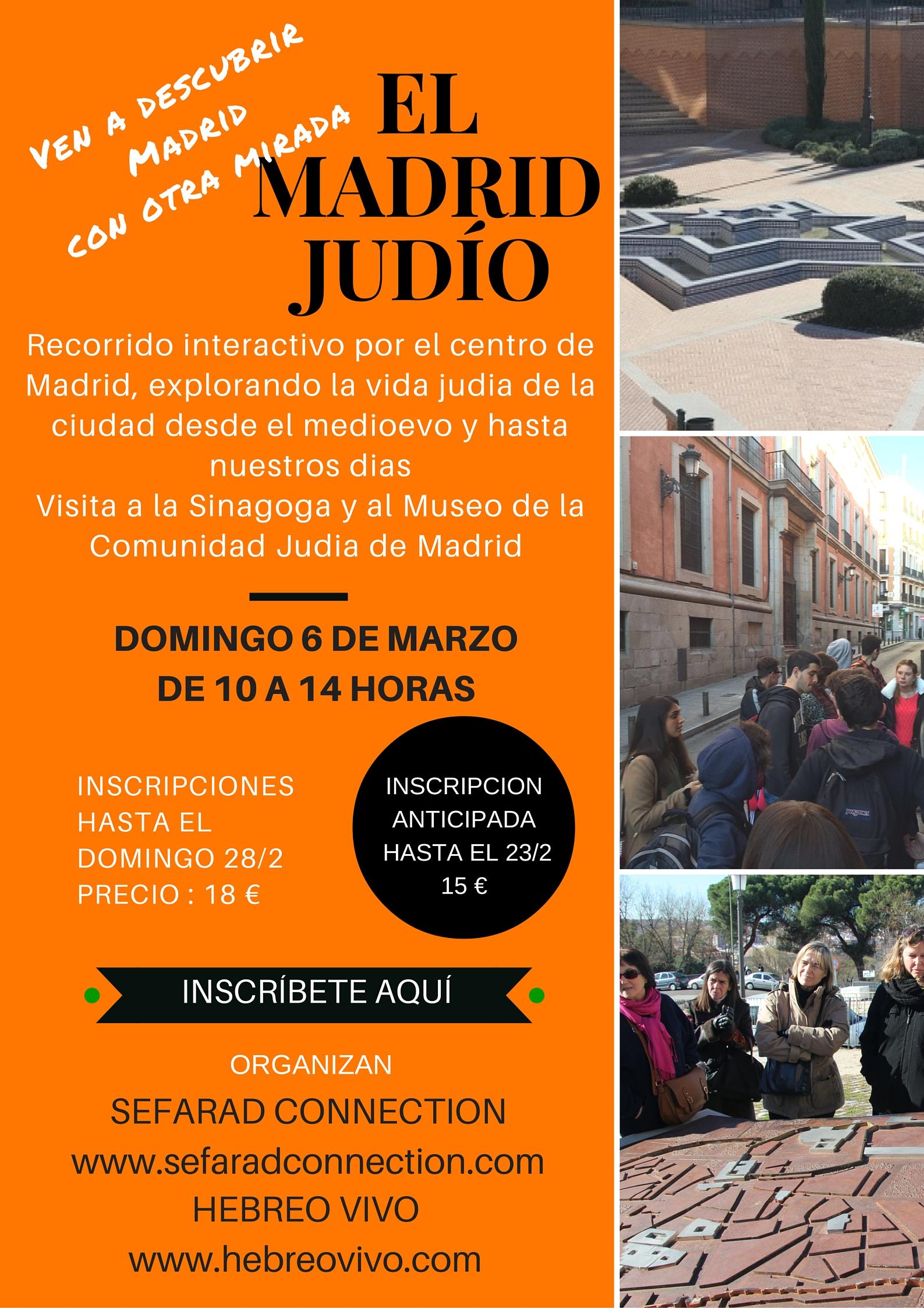 Ven a descubrir Madrid con otra mirada